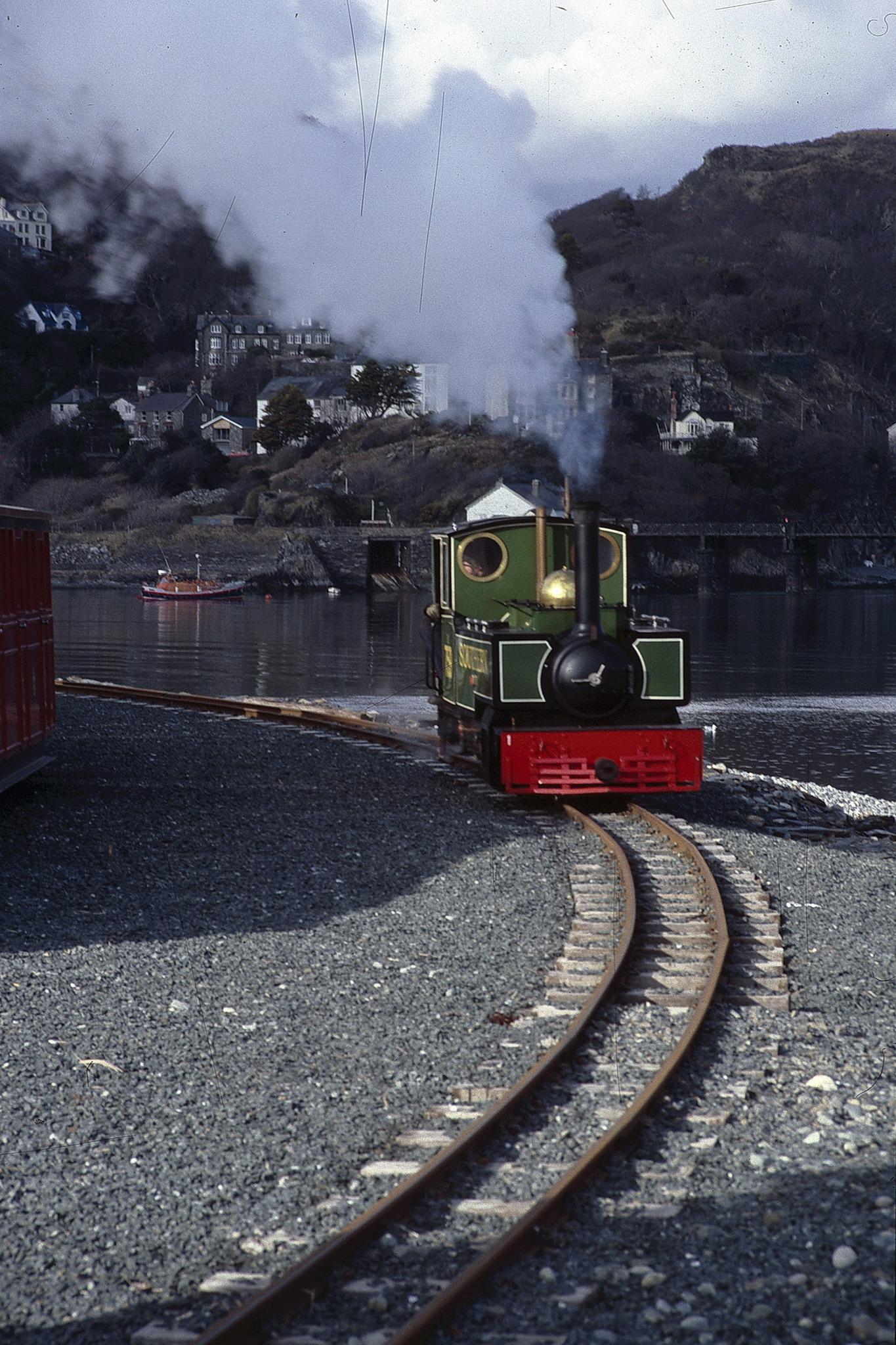 Fairbourne Railway Yeo