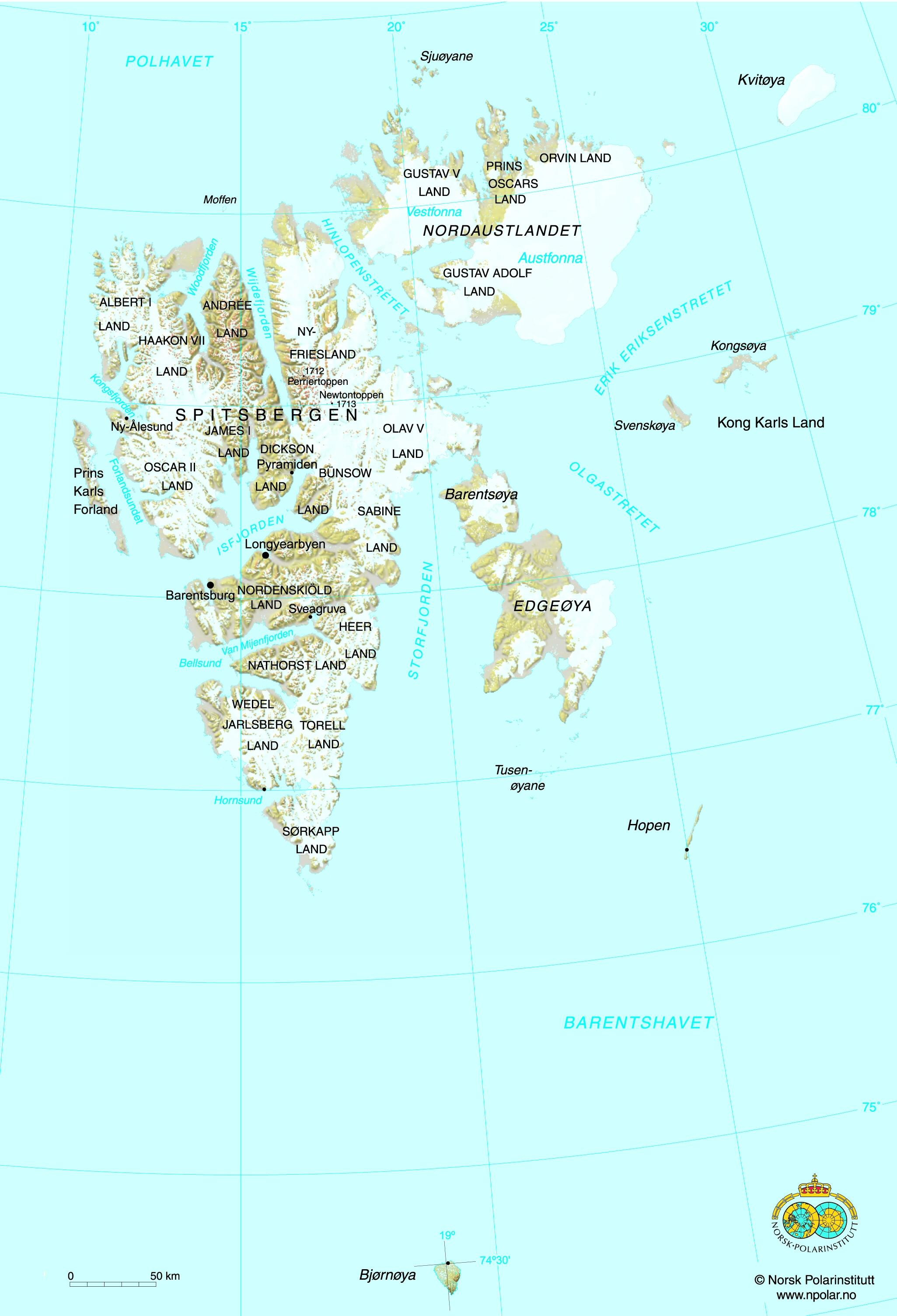 Svalbard A Truly Eery Experience Part 1